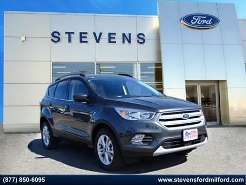 2018 Ford Escape for sale in Milford, CT