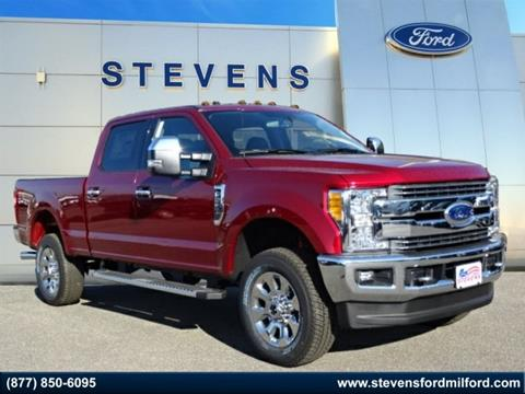 2017 Ford F-250 Super Duty for sale in Milford, CT