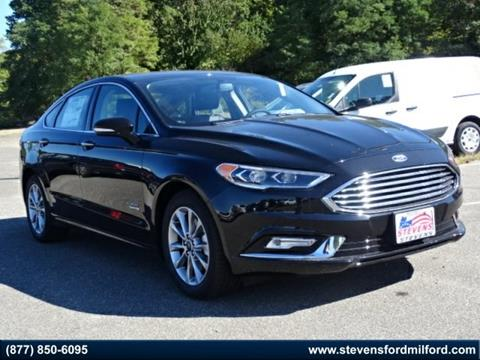 2018 Ford Fusion Energi for sale in Milford, CT