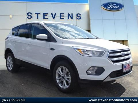 2017 Ford Escape for sale in Milford, CT