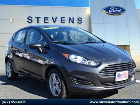 2017 Ford Fiesta for sale in Milford, CT