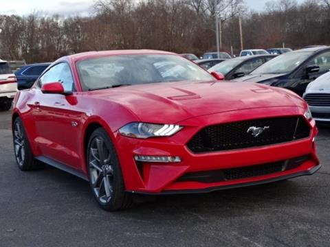 2018 Ford Mustang for sale in Milford, CT
