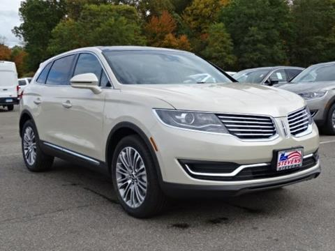 2018 Lincoln MKX for sale in Milford, CT