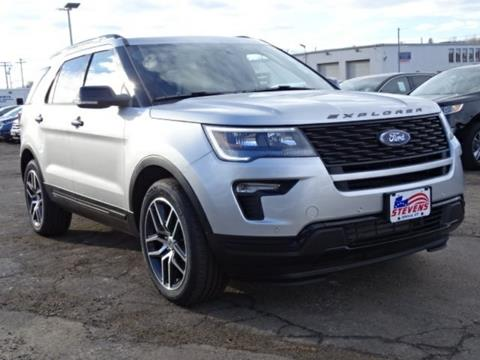 2018 Ford Explorer for sale in Milford, CT