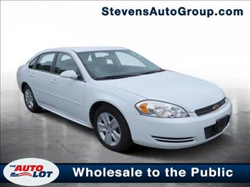 2011 Chevrolet Impala for sale in Milford, CT