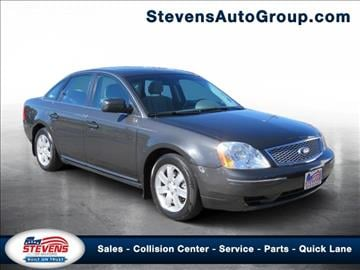 2007 Ford Five Hundred for sale in Milford, CT