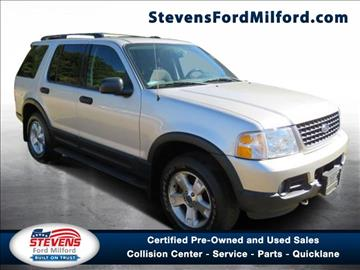2003 Ford Explorer for sale in Milford, CT