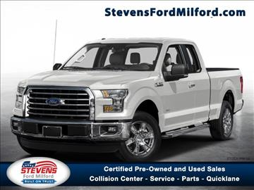 2016 Ford F-150 for sale in Milford, CT