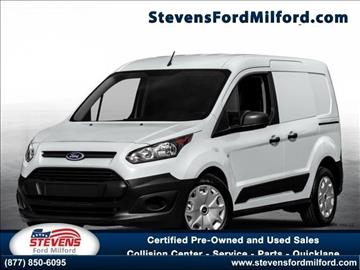2016 Ford Transit Connect Cargo for sale in Milford, CT