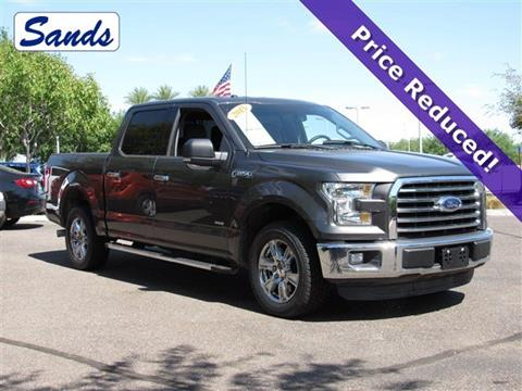 2015 Ford F-150 for sale in Surprise, AZ