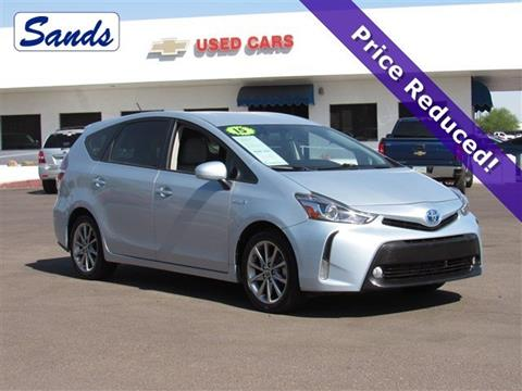 2015 Toyota Prius v for sale in Surprise, AZ