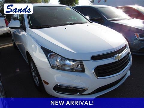 2015 Chevrolet Cruze for sale in Surprise, AZ