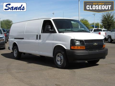 2017 Chevrolet Express Cargo for sale in Surprise, AZ