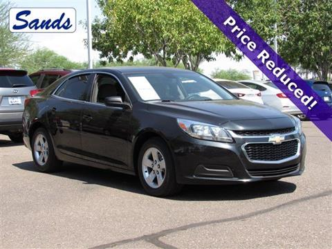 2015 Chevrolet Malibu for sale in Surprise, AZ