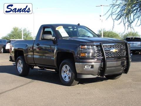 2014 Chevrolet Silverado 1500 for sale in Surprise, AZ