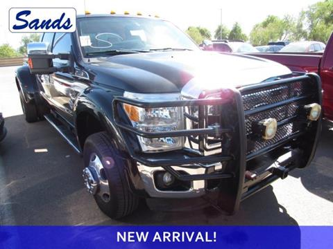 2011 Ford F-450 Super Duty for sale in Surprise, AZ