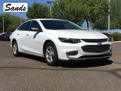 2017 Chevrolet Malibu for sale in Surprise, AZ