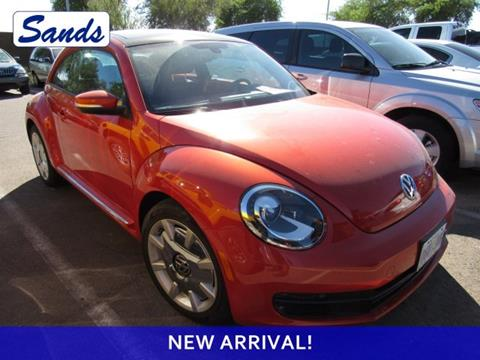 2016 Volkswagen Beetle for sale in Surprise, AZ