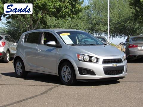 2015 Chevrolet Sonic for sale in Surprise, AZ