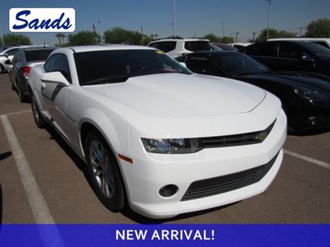 2015 Chevrolet Camaro for sale in Surprise, AZ