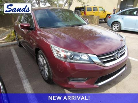 2013 Honda Accord for sale in Surprise, AZ