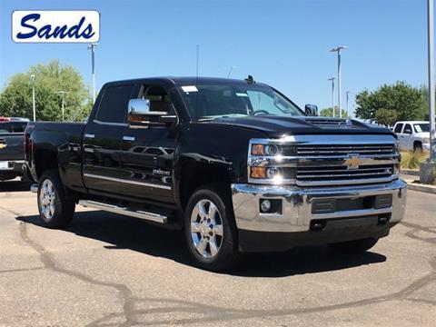 2019 Chevrolet Silverado 2500HD $67,785