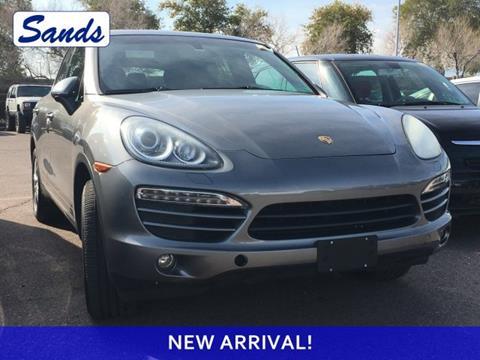 2012 Porsche Cayenne for sale in Surprise, AZ