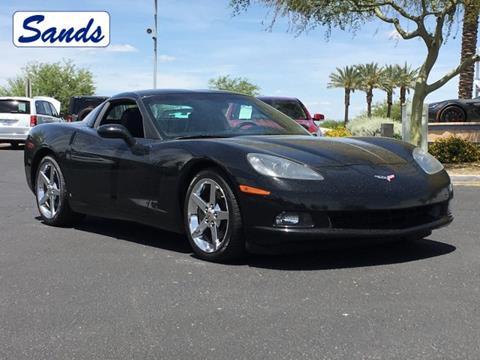 2007 Chevrolet Corvette for sale in Surprise, AZ