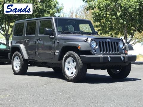 2018 Jeep Wrangler Unlimited for sale in Surprise, AZ