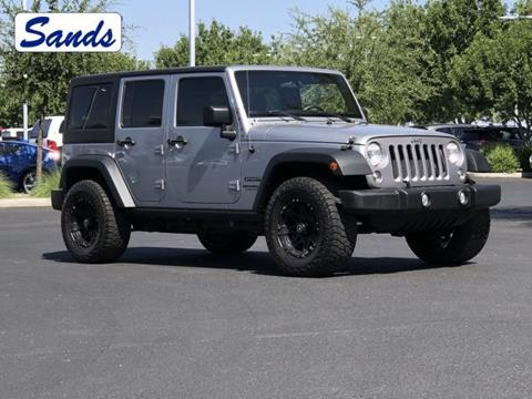 2015 Jeep Wrangler Unlimited for sale in Surprise, AZ