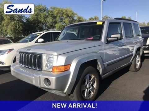 2007 Jeep Commander for sale in Surprise, AZ