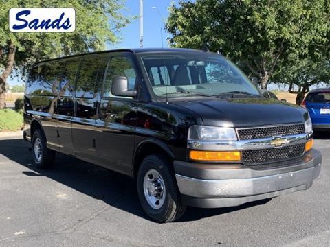 2018 Chevrolet Express Passenger for sale in Surprise, AZ