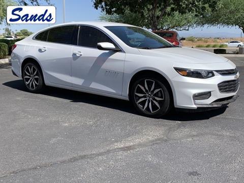 2018 Chevrolet Malibu for sale in Surprise, AZ