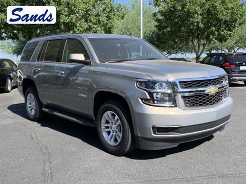 2017 Chevrolet Tahoe for sale in Surprise, AZ