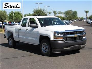 2017 Chevrolet Silverado 1500 for sale in Surprise, AZ