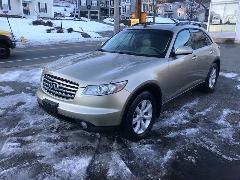 2004 infiniti fx35 awd 4dr suv in leominster ma zacarias auto sales 2004 infiniti fx35 awd 4dr suv leominster ma sciox Images