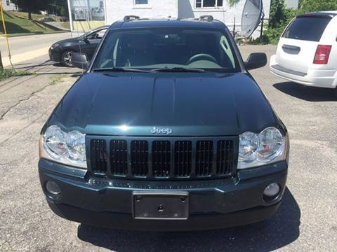 2005 Jeep Grand Cherokee for sale in Leominster, MA