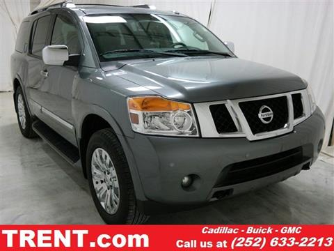 2015 Nissan Armada for sale in New Bern, NC