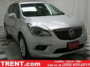 2017 Buick Envision for sale in New Bern, NC