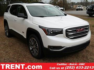 2017 GMC Acadia for sale in New Bern, NC