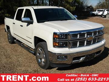 2015 Chevrolet Silverado 1500 for sale in New Bern, NC