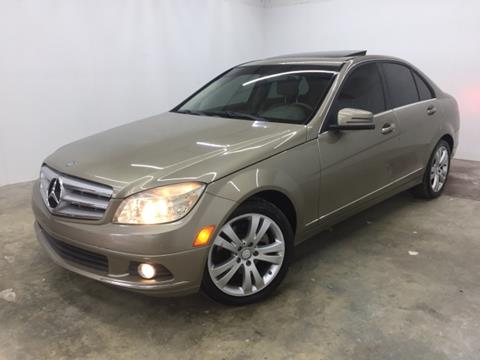 2010 Mercedes-Benz C-Class for sale in Riverview, FL