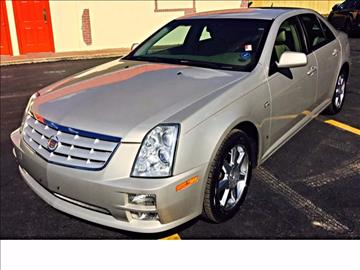 2007 Cadillac STS for sale in Riverview, FL