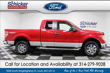 2012 Ford F-150 for sale in St. Louis, MO