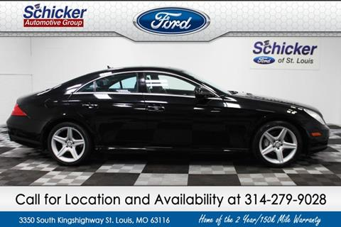 2011 Mercedes-Benz CLS for sale in St. Louis, MO
