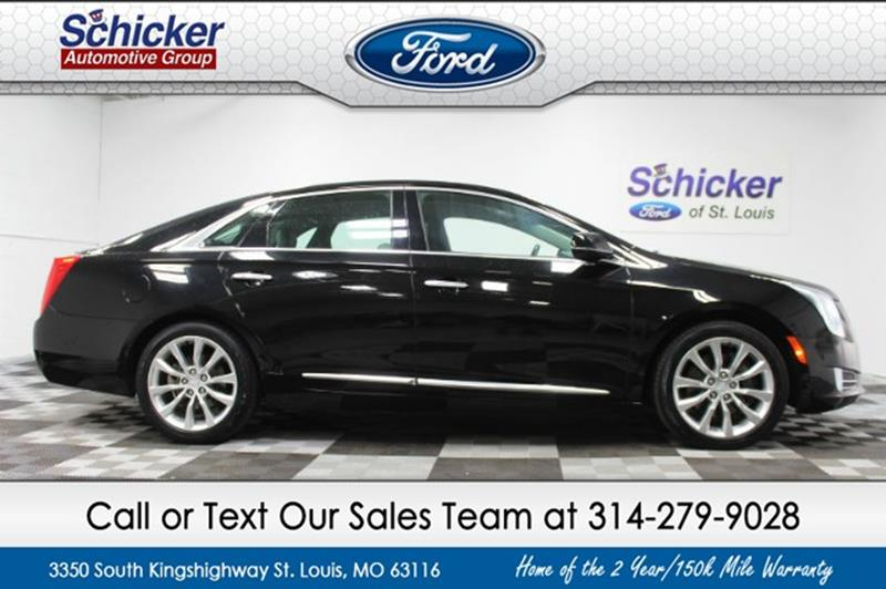Cadillac Xts Luxury Dr Sedan In St Louis MO Schicker Preowned - Cadillac dealers st louis mo