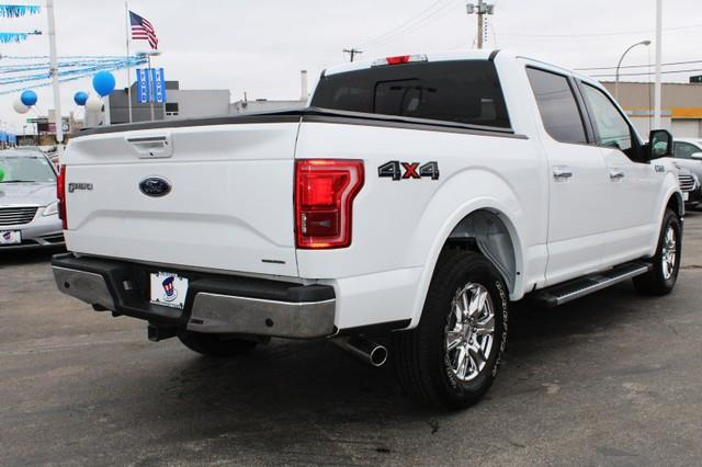 2016 Ford F-150 4WD SUPERCREW 145  LARIAT - St. Louis MO