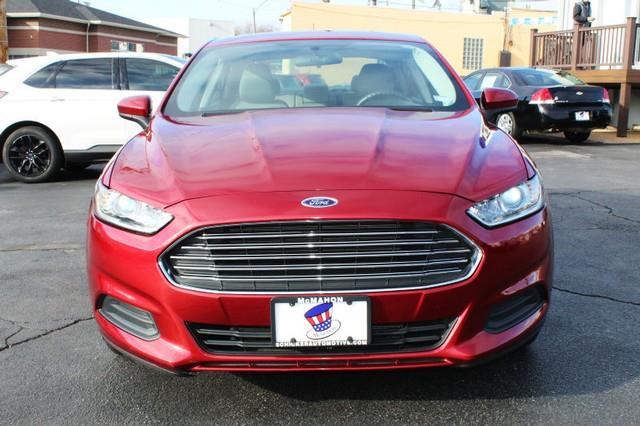 2013 Ford Fusion S 4dr Sedan - St. Louis MO