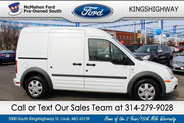 2013 Ford Transit Connect XLT 4dr Cargo Mini-Van w/Rear Glass - St. Louis MO