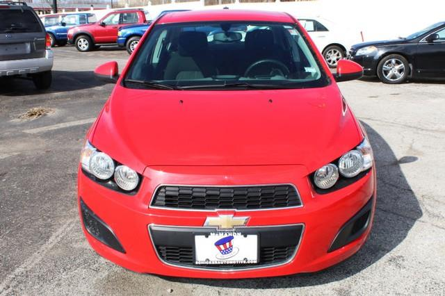 2015 Chevrolet Sonic LT Auto 4dr Sedan - St. Louis MO